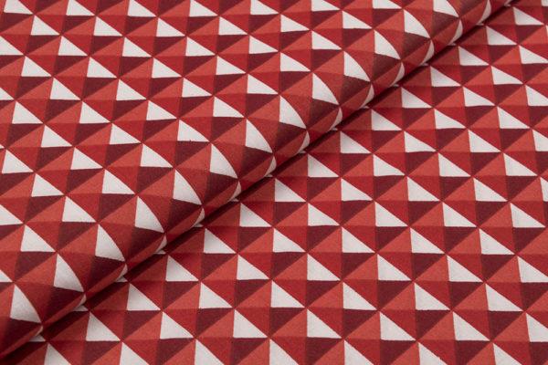 3D-Pyramiden – ROT