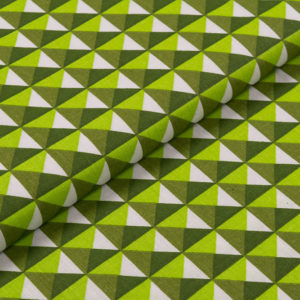 3D-Pyramiden – GRÜN