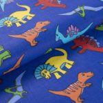 Dinosaurier - DUNKELBLAU