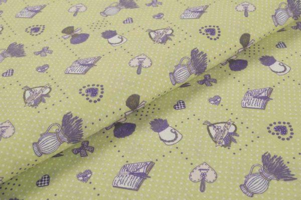 Lavendelsträuße - GRÜN