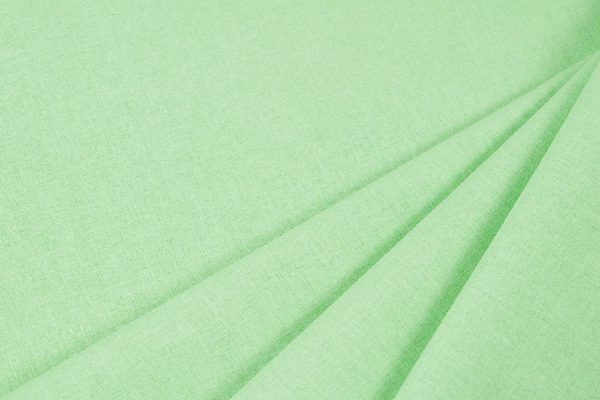 Mintgrün 100% Baumwolle - unifarben