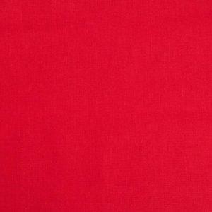 Kirschrot 100% Baumwolle - unifarben