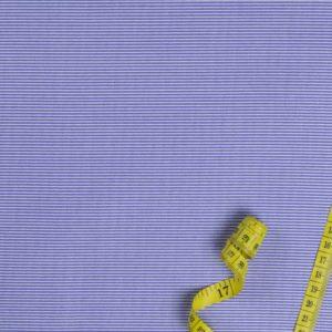 Streifen (1 mm) - LILA 100% baumwolle - gemustert