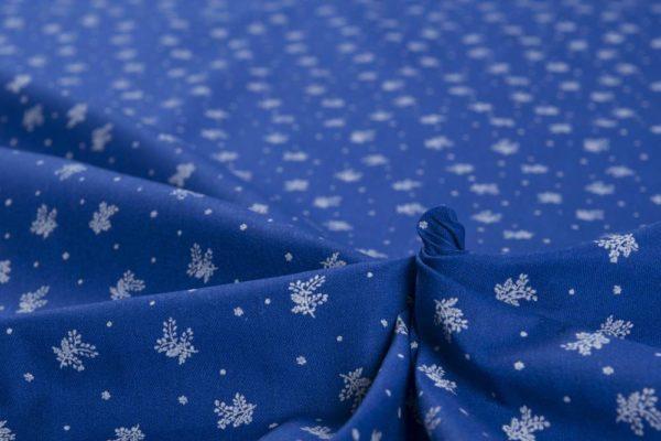 Blaudruck 6. - BLAU 100% baumwolle - gemustert