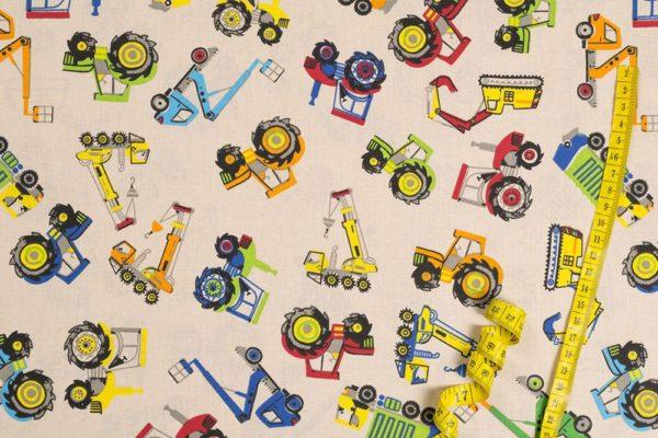 Traktoren - BEIGE