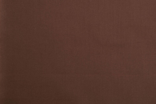 Braun 100% Baumwolle