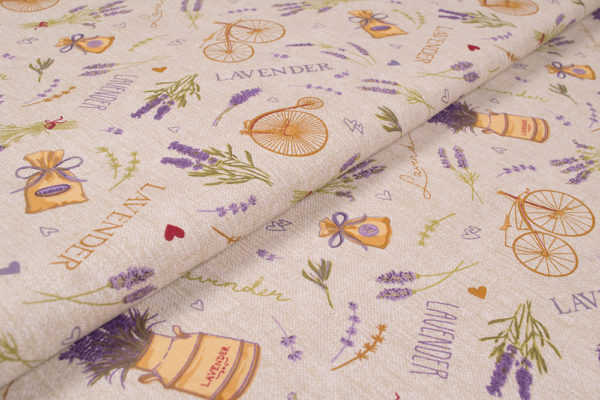 Lavendel Welt - LEIN