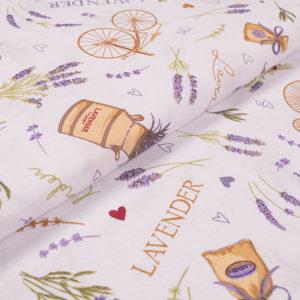 Lavendel Welt - WEISS