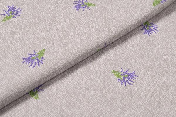 Kleine Lavendelsträuße - GRAU