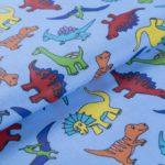 Dinosaurier - BABYBLAU